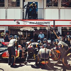 Daft Punk x Lotus F1 @ 2013 Monaco Grand Prix