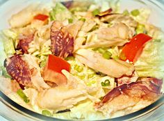 Sandra's Ultimate Alaska Dungeness Crab Salad Recipe (click on photo)...