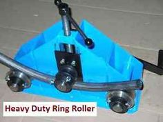 Heavy-Duty-Ring-Roller-Roll-Bender-Round-Square-Flat-Bars-Tubes-Box