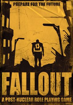 Fallout POSTER by ~StuntmanKamil on deviantART
