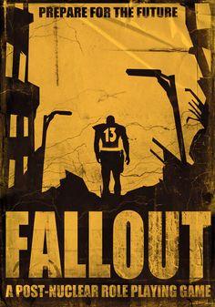 Fallout POSTER by ~StuntmanKamil on deviantART