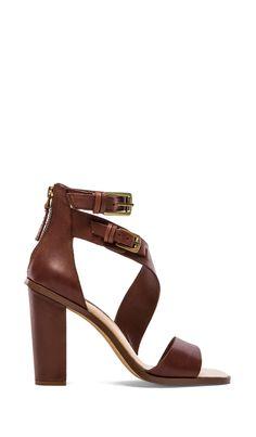 Dolce Vita Oriana Heel in Brown