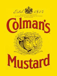 a bit of mustard?