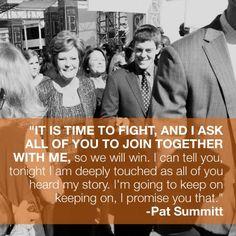Pat Summitt receives Arthur Ashe Courage Award at the 212 ESPYS