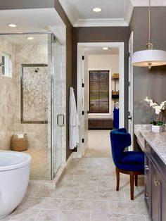 Arrousing Master Bathroom Designs @arthurrutenberg