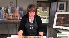 More Watercolor Masking Techniques & Tips w/ Linda Baker || Cheap Joe's Artists Instructional Videos.