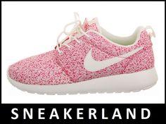 Buty Nike Roshe Run Różowe Białe 36 37 38 39 40