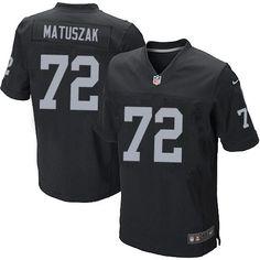 Top 7 Best Authentic John Matuszak Jersey: Raiders Big & Tall Elite  for sale