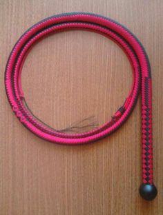6 Foot 16 Plait Nylon Bullwhip Choose Colors Custom Nice Bull Whip Cracking   eBay