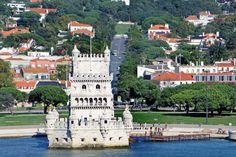 Lisboa - Torre de Belém, Portugal