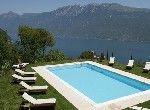 Villa Sostaga Hotel am Gardasee, ehemalige Residenz vom Graf Feltrinelli