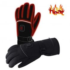 """BATTERY HEATED WINTER GLOVES SMALL /""""BRAND NEW/"""""""