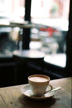 Coffee by oceanerin