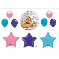 Disney Tangled Rapunzel Birthday Party Balloons Decorations Supplies by Balloon Emporium, http://www.amazon.com/dp/B0062S0R2U/ref=cm_sw_r_pi_dp_zOynrb0PGRRJP