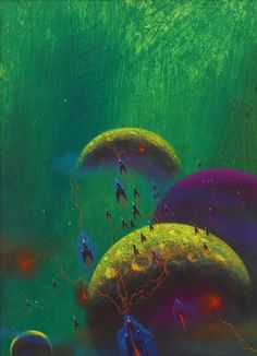 Paul Lehr, The Fury From Earth