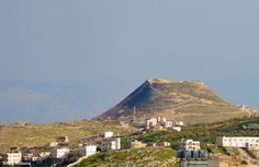 biblical bethlehem | Herodium - Biblical Sites of Bethlehem