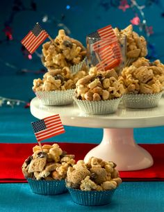 Patriotic Popcorn Treats for Flag Day – Popcorn Blog