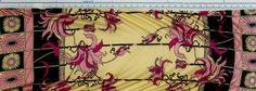 Silk Knit Jersey Fabric: Morgandy by Printed Silk Fabrics