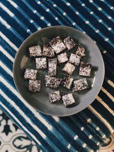Coconut Chocolate Balls Recipe