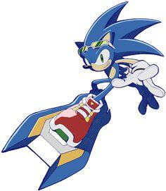 Sonic Riders Hedgehog Drawing, Hedgehog Movie, Sonic Dash, Sonic And Amy, Shadow The Hedgehog, Sonic The Hedgehog, Sonic Riders, Game Character, Character Design