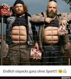 Endlich sixpacks ganz ohne Sport!!