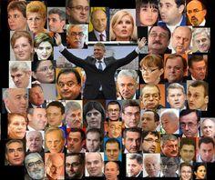 Blogul lui Anton Vasile - Iaşi: Galeria cu monștrii României