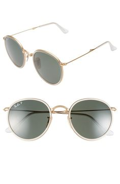 a7e0f960f47a 51mm Foldable Polarized Sunglasses Cheap Ray Bans