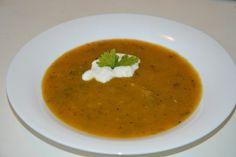Sweet Chocolate Heaven: Пикантна тиквена супа