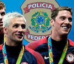 Río 2016: ¿Nadadores 'gringos' asaltados en los Juegos Olímpicos? La verdad sale a la luz.
