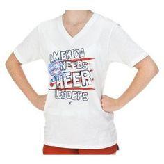 America Needs Cheerleaders!
