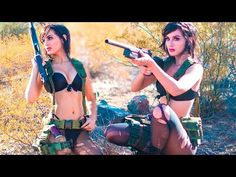 Top picks for Metal Gear Solid - The Phantom Pain Quiet cosplay acts | Konami Games News Blog