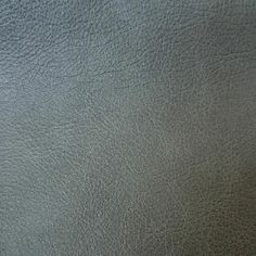 Slate+Gray+Leather+Grain+Genuine+Leather+Upholstery+Fabric