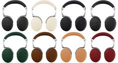 cool Test; Parrot Zik 3 headset by Philippe Starck
