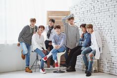 """BTS Is The Perfect Family In Heartwarming And Funny Photos For """"2017 BTS Festa"""" 