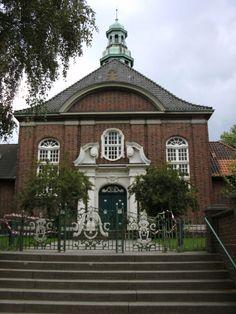 Hamburg und Altona - Mennonitenkirche