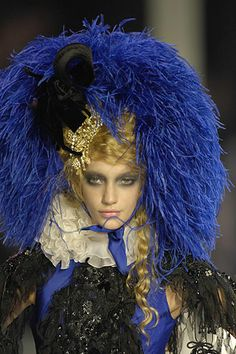 Christian Lacroix Fall 2007 Couture
