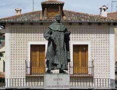 424 Aniversario de la muerte san Juan de la Cruz