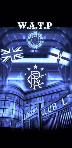 Rangers Football, Rangers Fc, Glasgow, Chevrolet Logo, Liverpool, Past, Heaven, Board, Blue