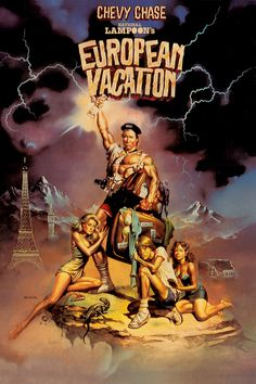 National Lampoon's European Vacation!