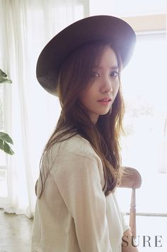 SNSD Yoona - Sure Magazine August Issue '14