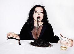 Björk by Juergen Teller