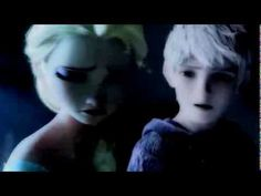 ► Jack Frost & Elsa || We are so beautiful I WANT A MOVIE WITH THEM IN IT TOGETHER