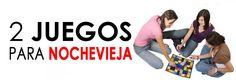 Cena fin de año 2015 Madrid: Os proponemos 2 juegos