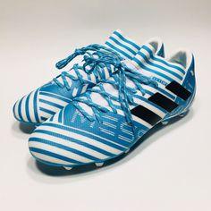 new style 88b48 98eee Adidas Nemeziz Messi 17.3 FG Mens Soccer Cleats Size 8.5 (BY2414) (eBay Link