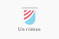 Unrideau / CI design on Behance