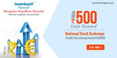 #Predict the closing level of #EURINR at #NSE and win Rs. 500 cash.