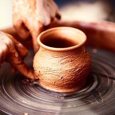 "ANCIENT POTTERY WORKSHOP Cappadocia is one of the few destinations for ""muddy fingers"" with a desire to run their own creative and inspiring vase or bowl making session. For details about our special pottery excursion, please visit Ariana blog http://arianalodge.tumblr.com | Kapadokya antik çömlek yapımı konusunda ender lokasyonlardan bir tanesi. Ariana Concierge hizmetleri kapsamında sunduğumuz antik çömlek workshop'u size eşsiz bir deneyim yaşatacak."