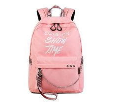 WINNER Fashion Letter Luminous Printing Backpack Casual Simple Backpack  School Bags For Teenagers Girls Boys Mochila 2018 9452df818b