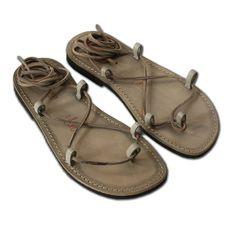 Strappy Sandals - Men's