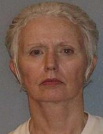 "Catherine E. Grieg, long-time girlfriend of James Joseph ""Whitey"" Bulger, Jr., August 2, 2011 mugshot, United States Marshals Service"